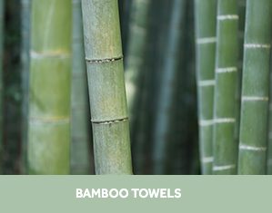 Simplydry 100% bamboo eco-friendly salon towels