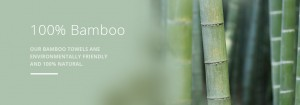 Simplydry eco-friendly 100% bamboo salon towels