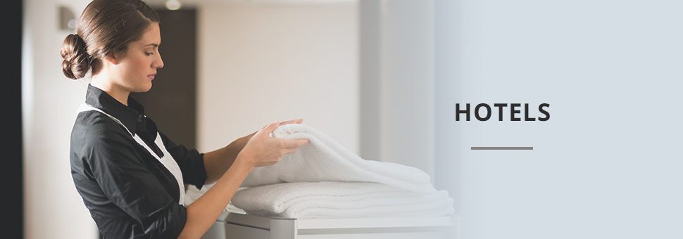 disposable eco-friendly towels for Hotels