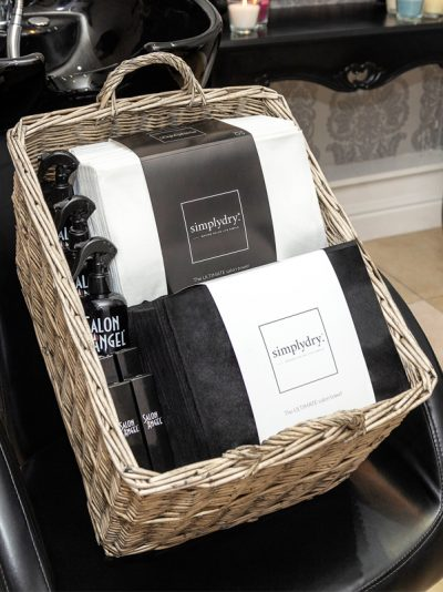 Simplydry Trial salon kit