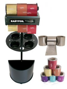 easyfoil-workstation and 3 rolls
