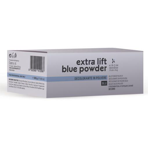 bleach 500gram blue