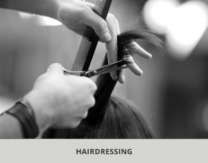 Hairdressers disposable salon towels