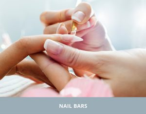 Nail bar disposable eco-friendly towels