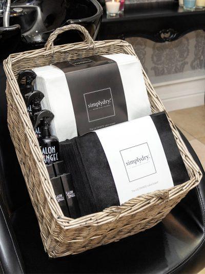 Simplydry Trial salon kit